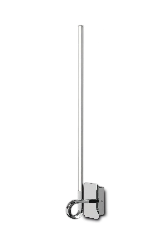 Cinto Wall Lamp 83cm, 12W LED, 3000K, 960lm, Polished Chrome, 3yrs Warranty