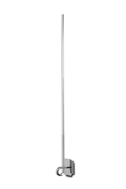 Cinto Wall Lamp 151cm, 20W LED, 3000K, 1600lm, Polished Chrome, 3yrs Warranty