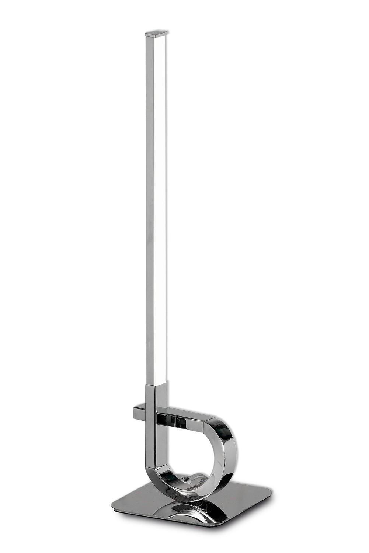 Cinto Table Lamp, 6W LED, 3000K, 480lm, Polished Chrome, 3yrs Warranty