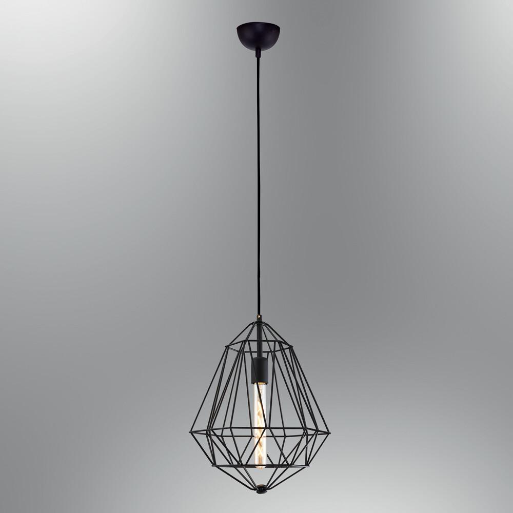 Geometric 1 included linear led filament bulb lighbulb 4W
