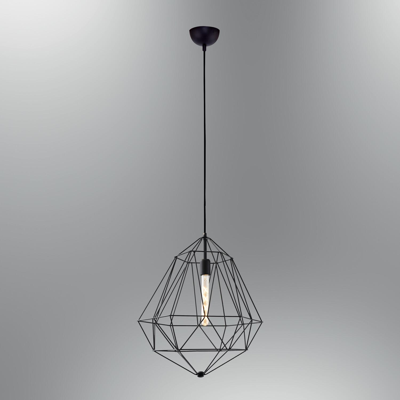 Geometric 2 included linear led filament bulb lighbulb 4W