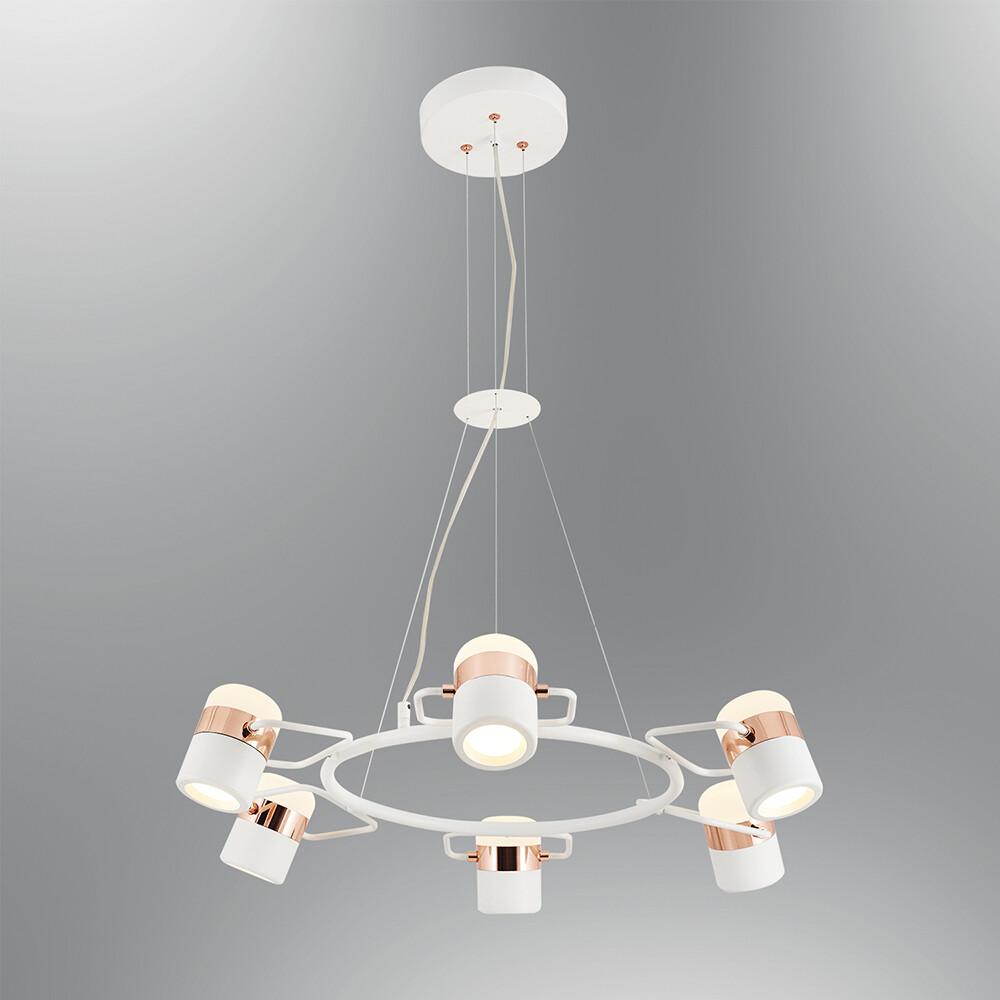 maxl 6 LED pendant chandelier