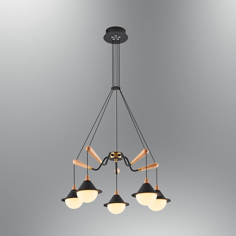 borges 5 LED pendant luminaire