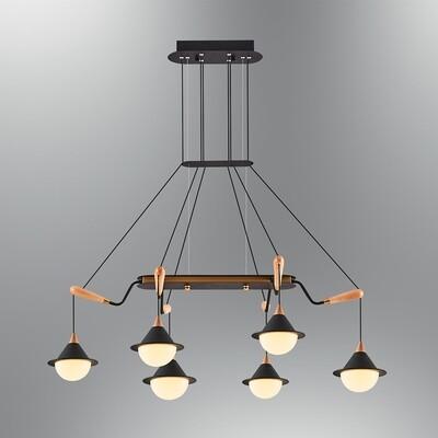 borges 6 LED pendant luminaire