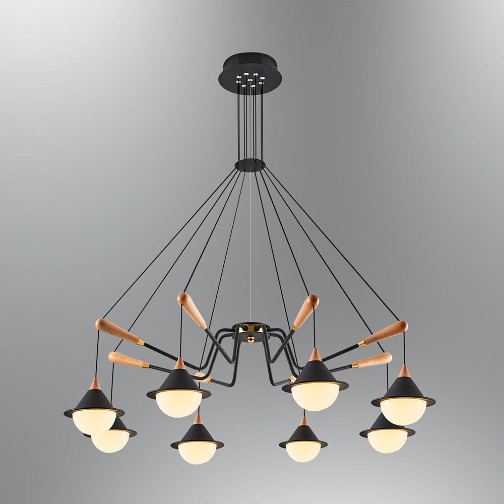 borges 8 LED pendant luminaire