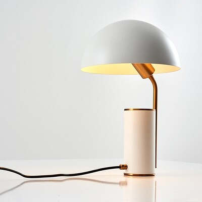 kiara otto table lamp white