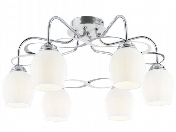 Amaryllis ceiling Luminaire 6xE27 lights