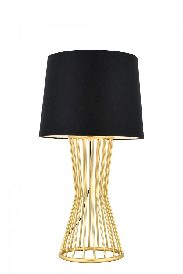 lilac table lamp 1xE27