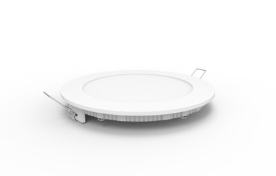 Intego Recessed Ecovision, 170mm, Round, 12W LED