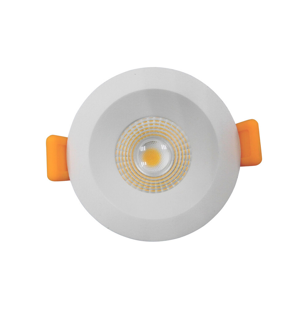 Beck 10 IP65, 10W, White LED Recessed Spot-light