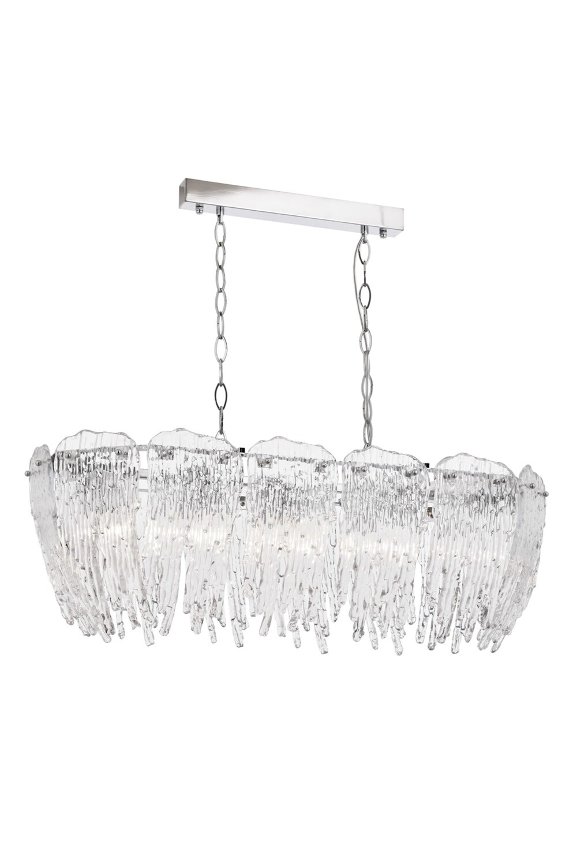 SPLITTER pendant glass chandelier