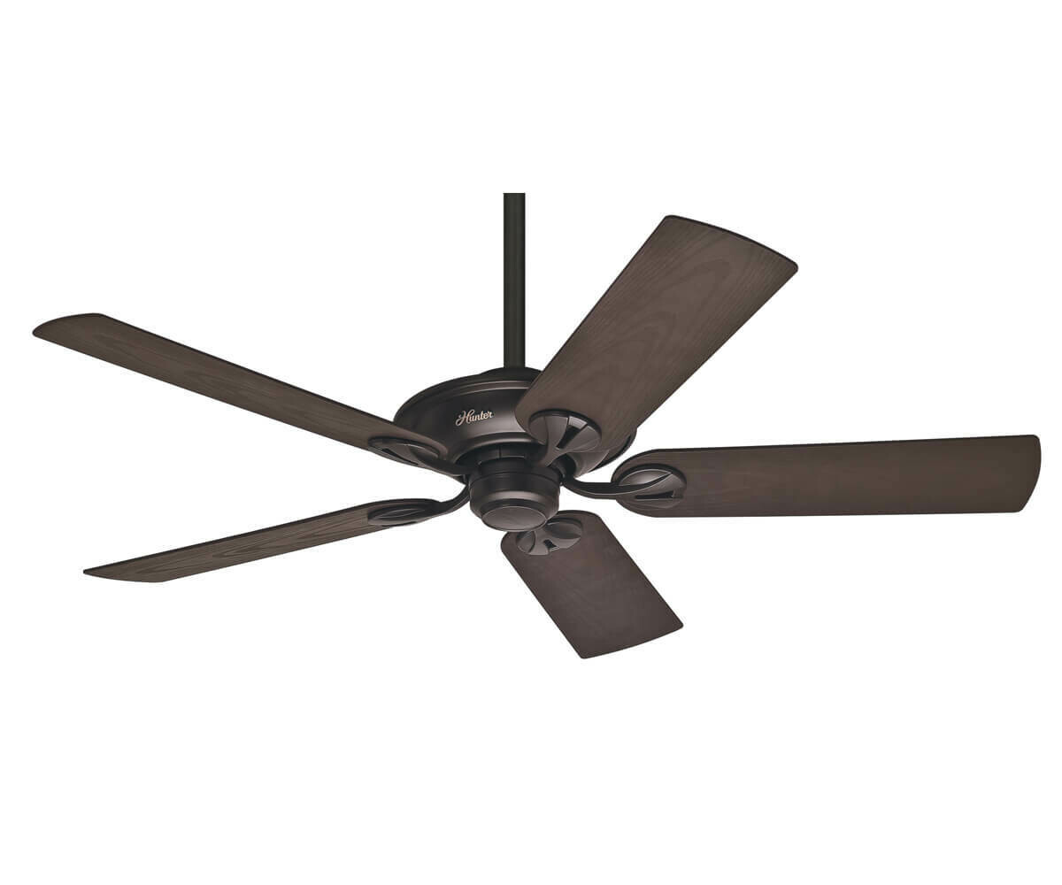 HUNTER MARIBEL outdoor ceiling fan Ø132 with Pull Chain
