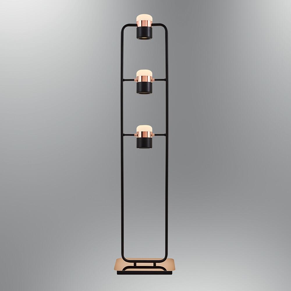 maxl 3 LED floor lamp