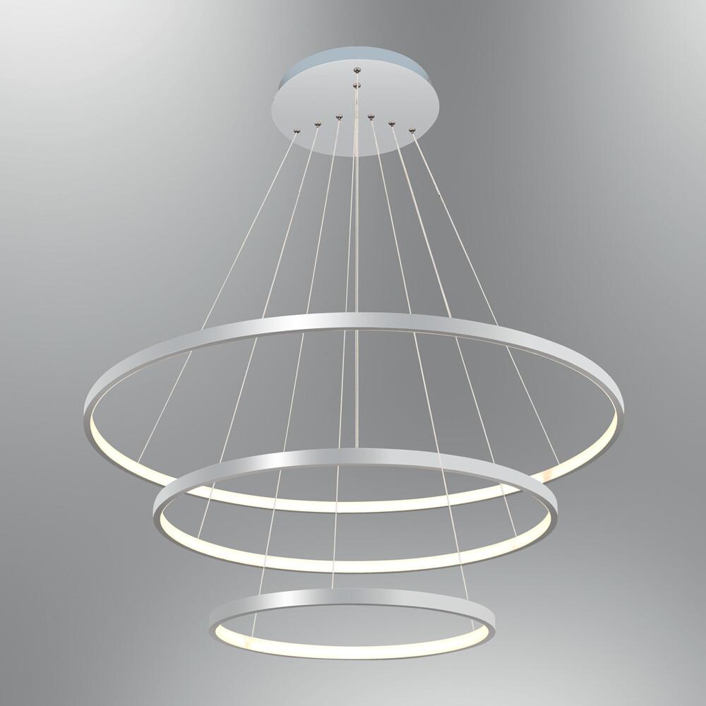 orbita triple LED pendant luminaire 110W LED 3000K, 11550m