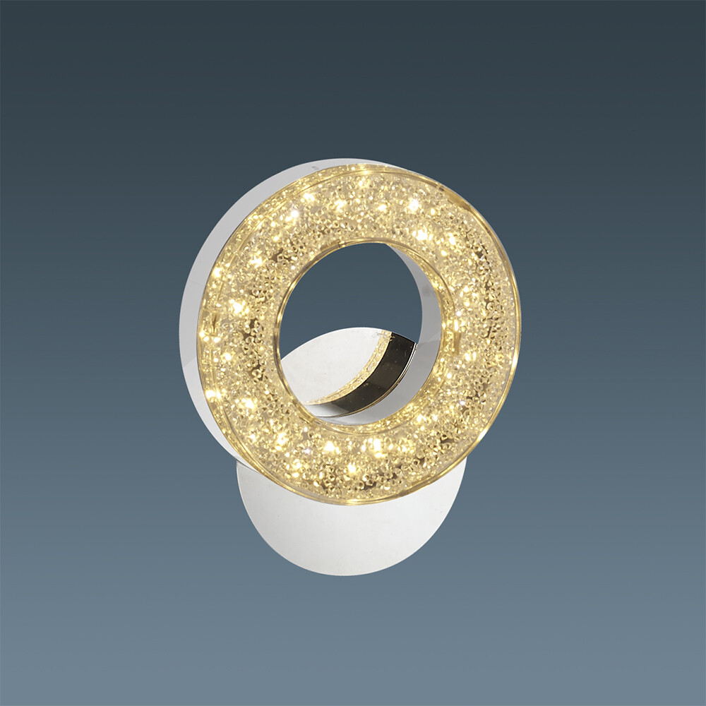 crystalis LED wall light