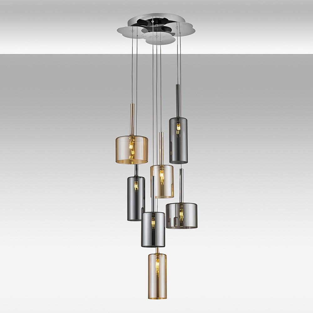 kitana 7 LED pendant luminaire