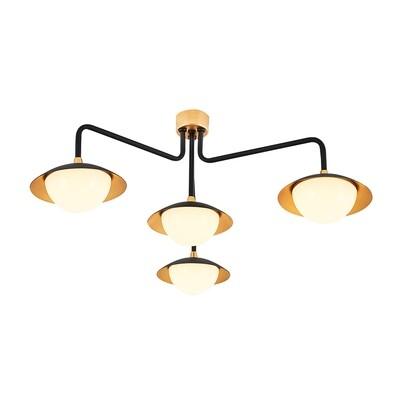 augusta 4 LED ceiling lamp