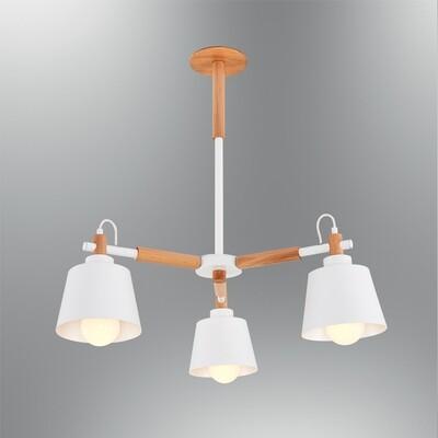 kielo 3 x E27 chandelier