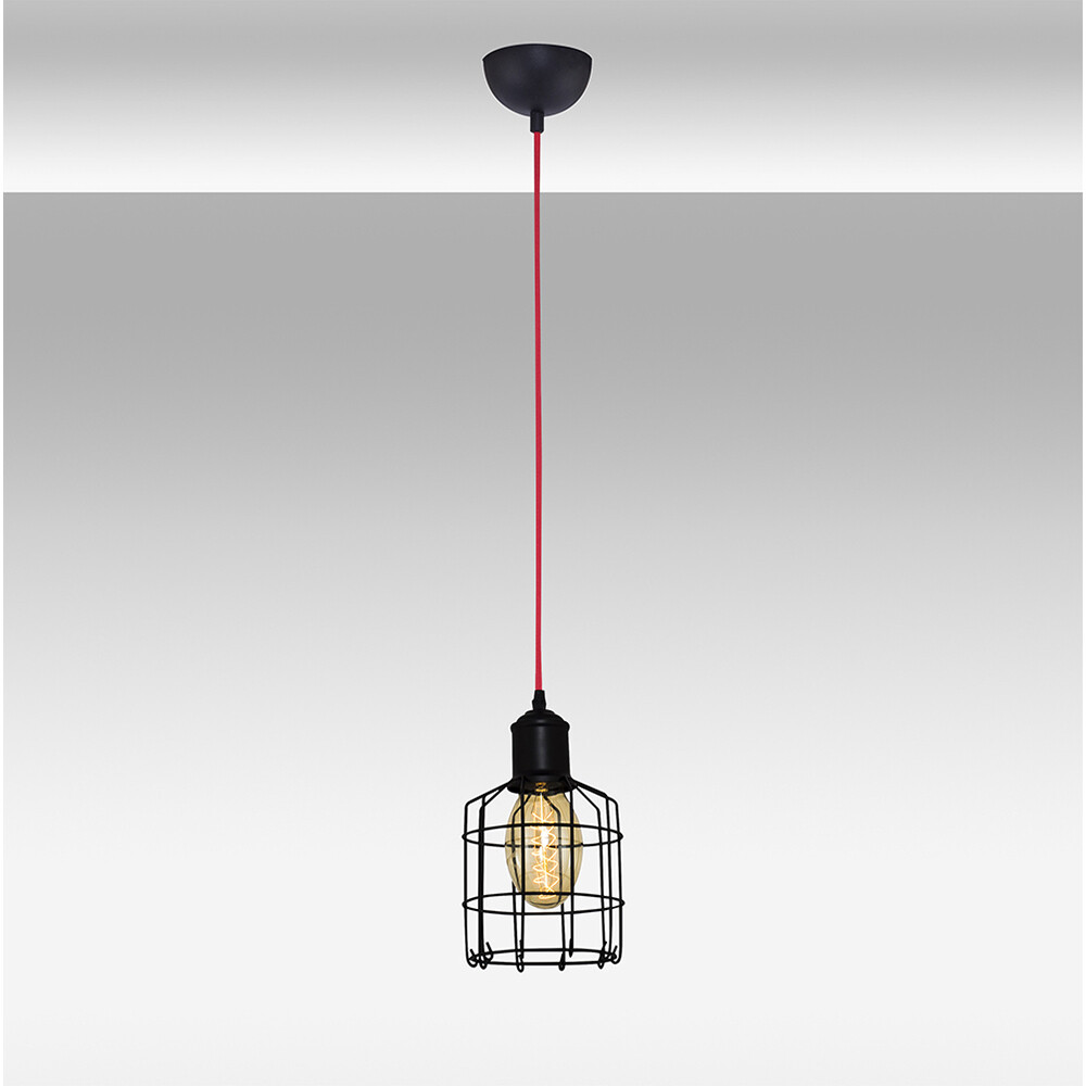 alambres pendant lamp with LED filament bulb special E75 included