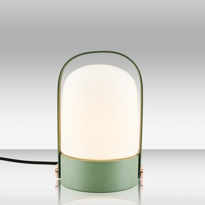 kiara sei table lamp green
