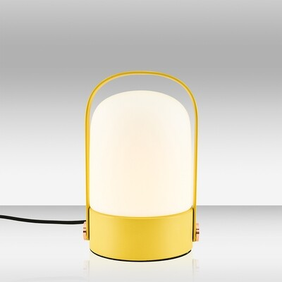 kiara sei table lamp yellow