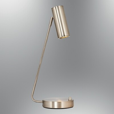 kiara doce table lamp chrome