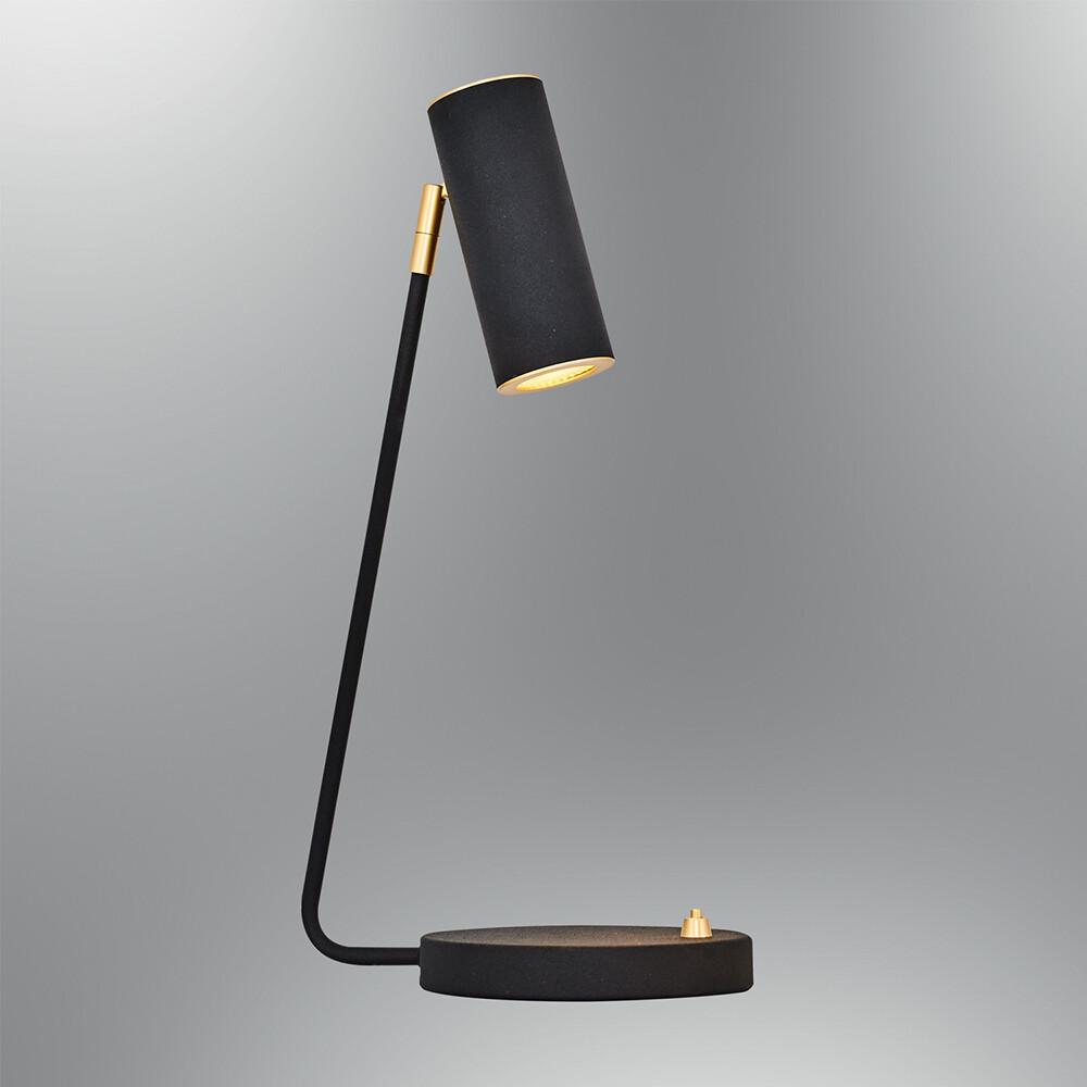 kiara doce table lamp black