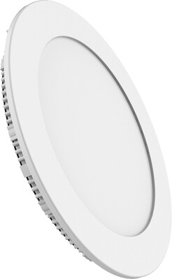 Intego Recessed Supervision, 300mm, Round, 24W LED