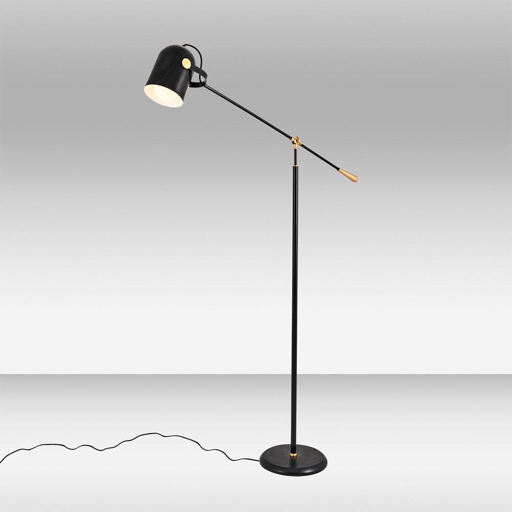 walle E27 floor lamp
