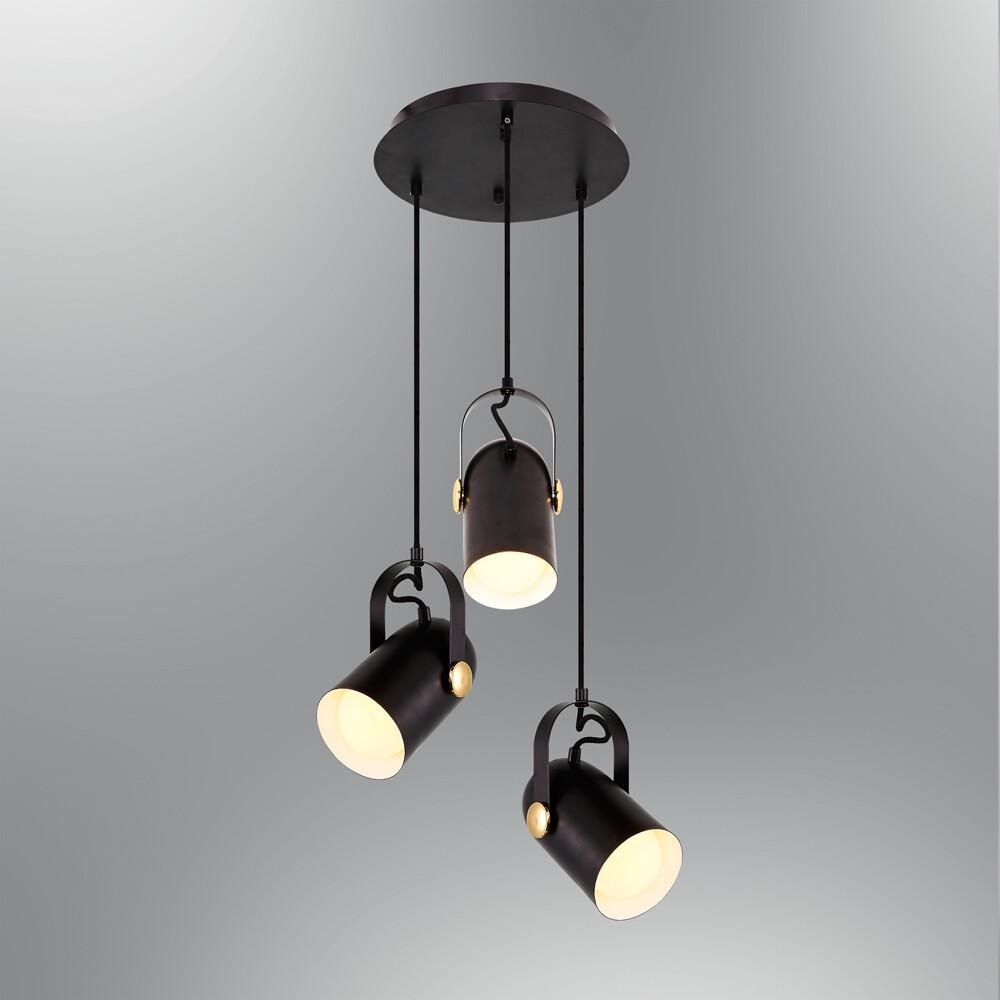walle 3 x E27 ceiling light