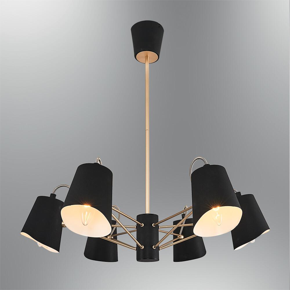 kortes 6 x E14 ceiling light