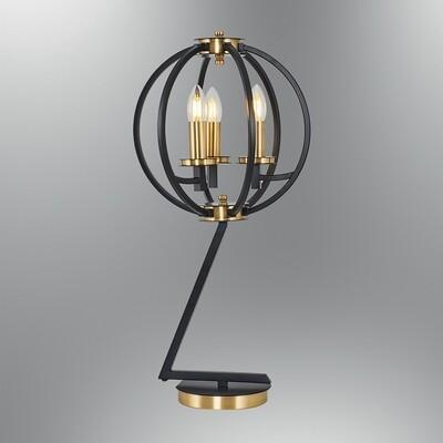 taverna E14 6 light table lamp