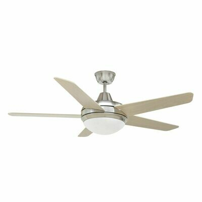 VENTO ceiling fan by EXO Ø132 light integrated and remote control included