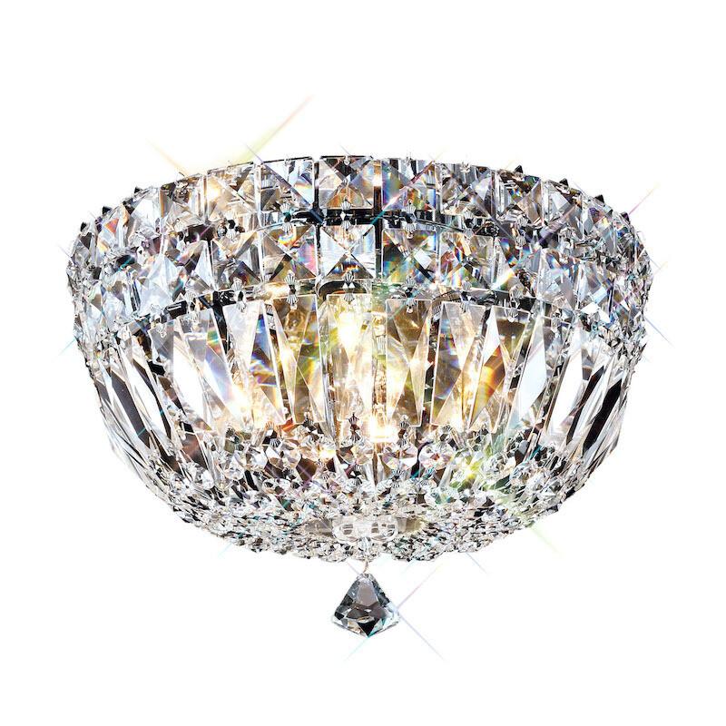 Georgina Ceiling 4 Light G9 Polished Chrome/Crystal