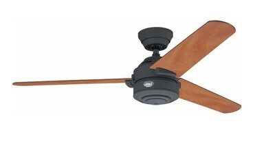 HUNTER CARERA ceiling fan ø132 with Pull Chain