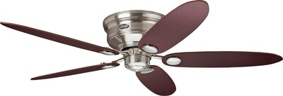 HUNTER LOW PROFILE III ceiling fan Ø 112/ 132 with pull chain