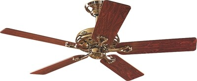 HUNTER SAVOY ceiling fan 5 blades Ø132cm with Pull Chain