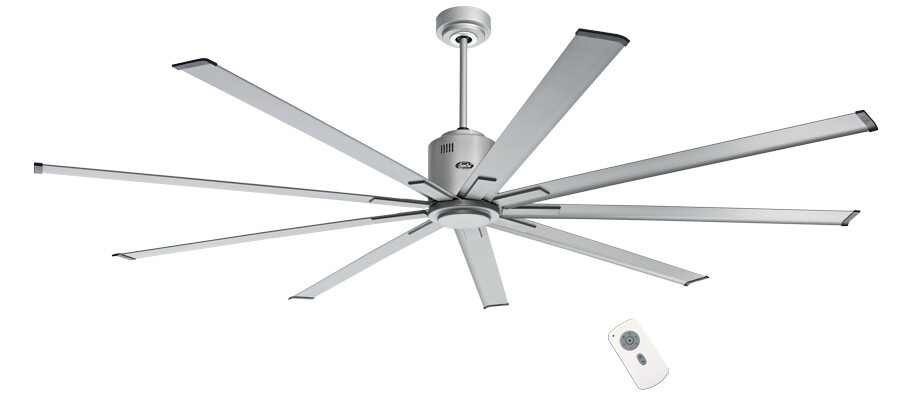 BIG SMOOTH ECO energy saving ceiling fan by CASAFAN Ø220  with remote control included