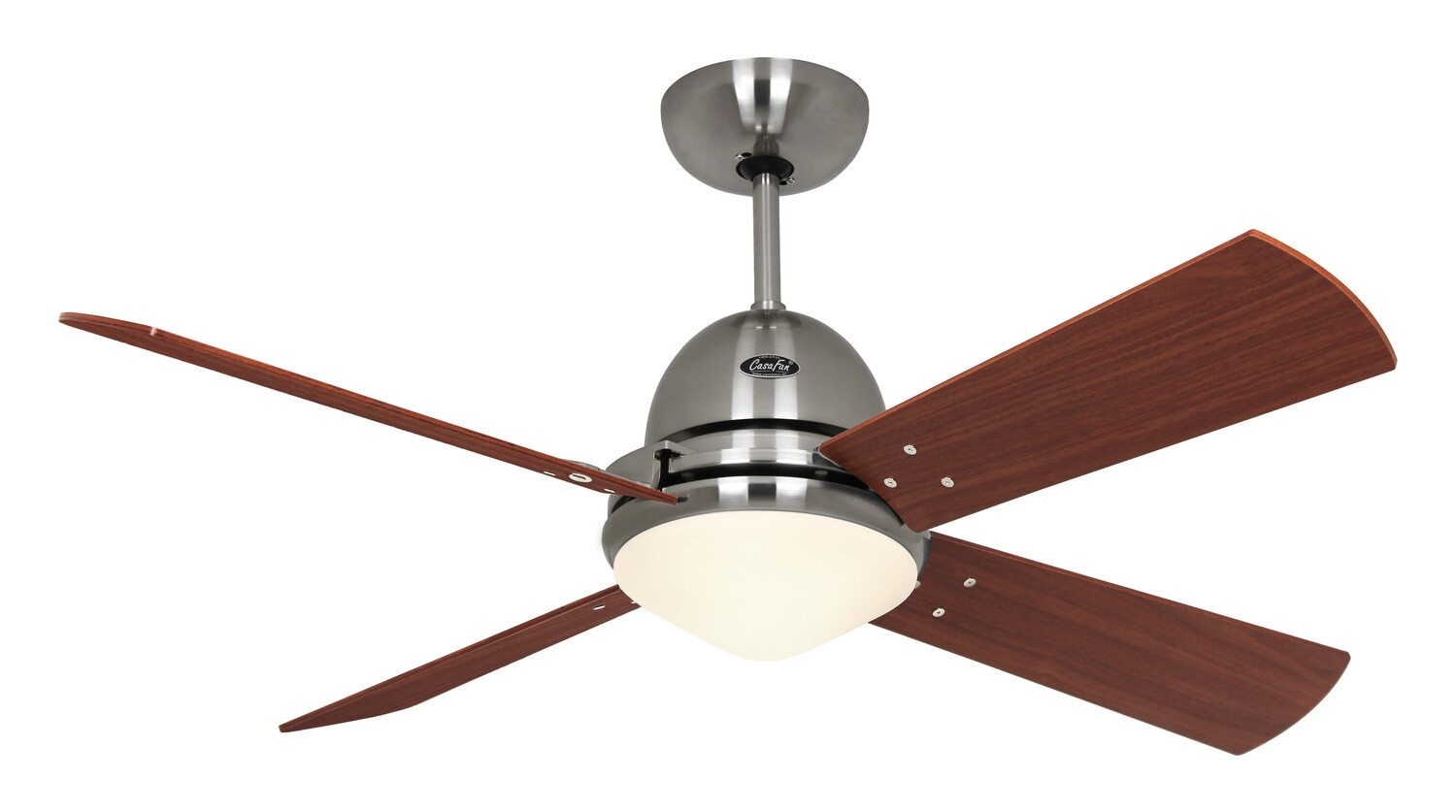 LIBECCIO ceiling fan by CASAFAN Ø120/142 with light kit and remote control included
