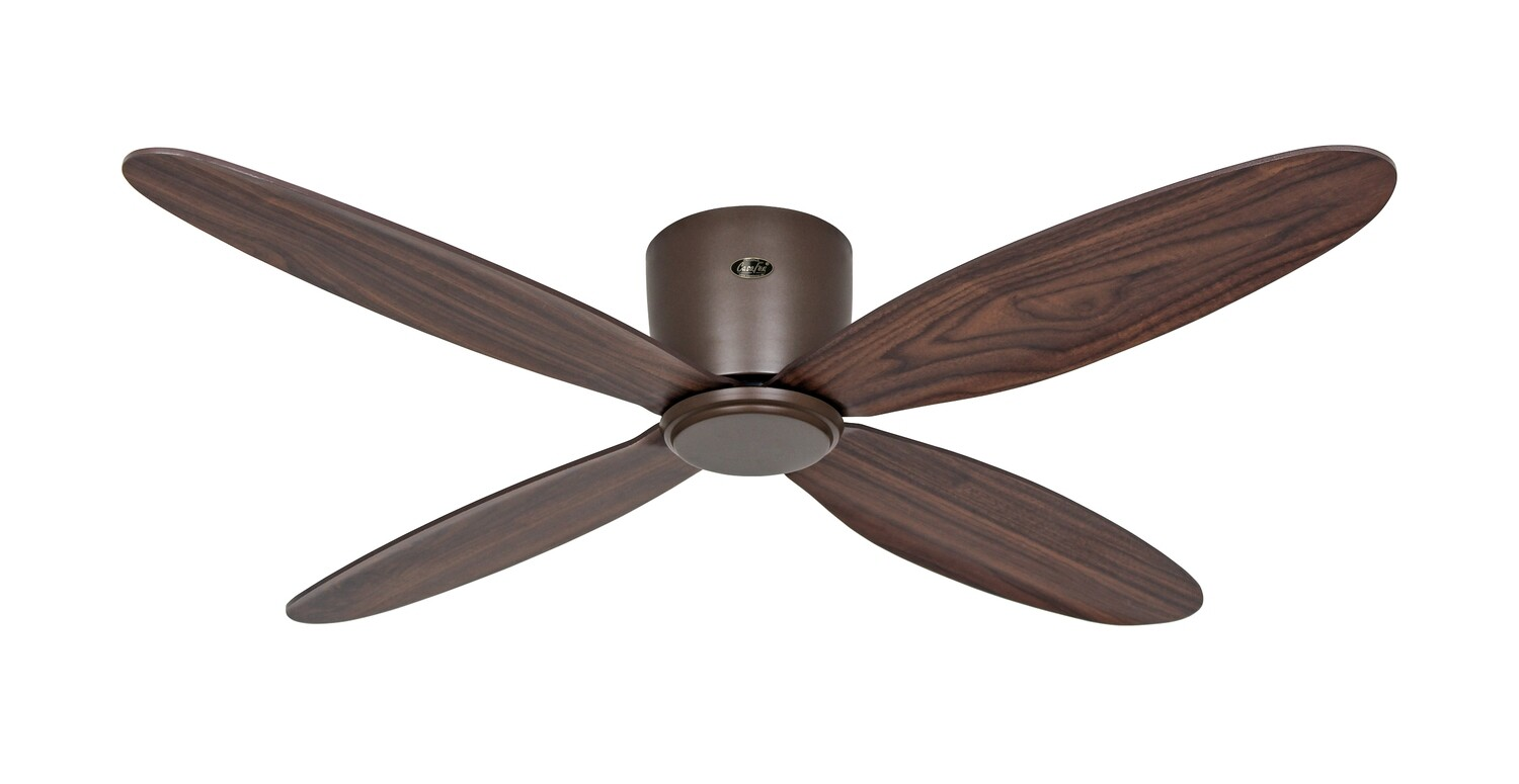 ECO PLANO II energy saving ceiling fan by CASAFAN Ø112 cm with remote control included