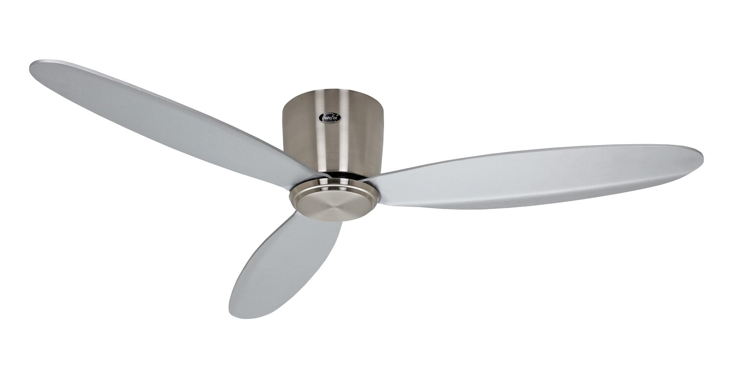 ECO PLANO II energy saving ceiling fan by CASAFAN Ø132 cm with remote control included
