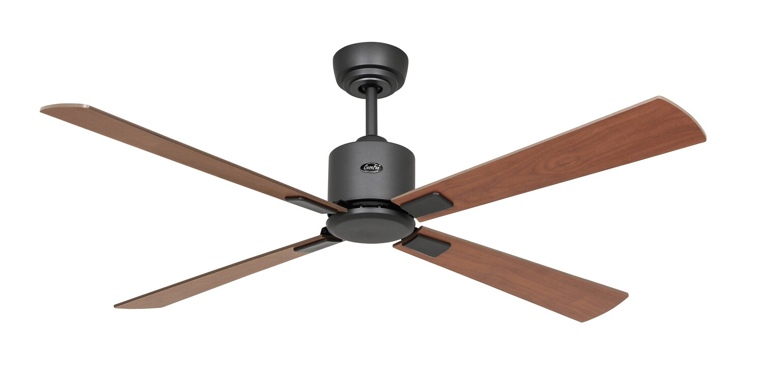 ECO NEO III energy saving ceiling fan by CASAFAN Ø132 with remote control