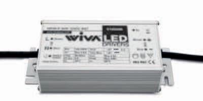 WIVA WP08-P 50W 12VDC IP67