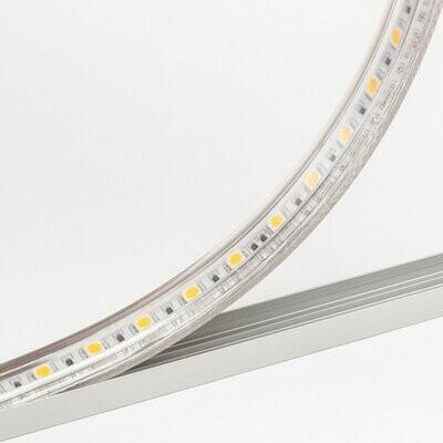 LED strip light 24V 4.8W/m 60 LED's/m IP67 by koch licht (Austria)