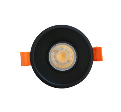 RETONDO 45 LED Spot-light 9W Black dimmable