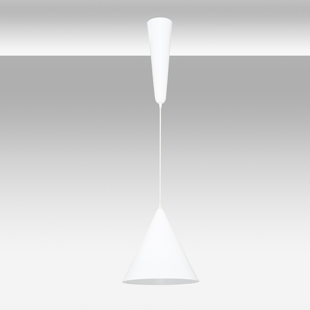 STIMMTS SO pendant luminaire 1xE27 white