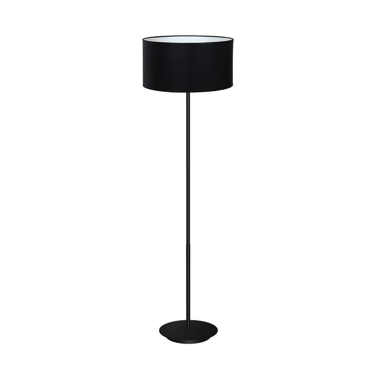 BARI black Floor Lamp 1xE27