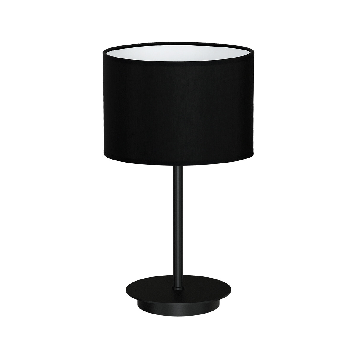 BARI black Table Lamp 1xE27