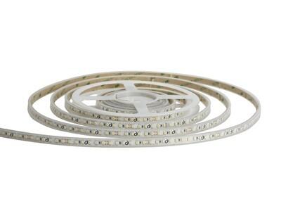 LED strip light 24V 9.6W/m 120 LED's/m IP65 by d'lux (UK)