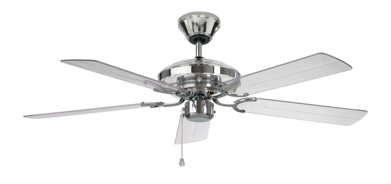 ACRYLIC energy saving ceiling fan by CASAFAN Ø132
